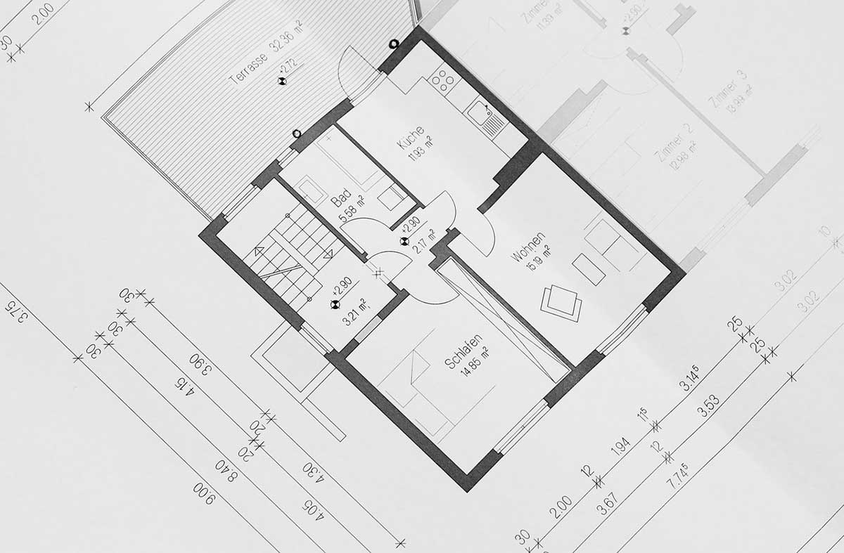 Cómo Dibujar El Plano De Tu Casa Con Autocad Deusto Formación