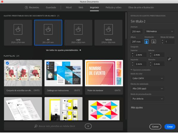Como Preparar Un Documento De Artes Finales En Illustrator Cc Deusto Formacion