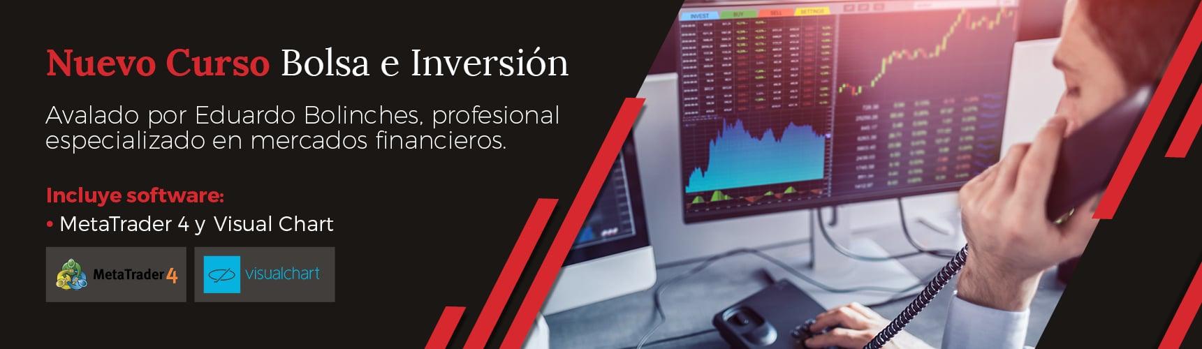 Nuevo Curso de Bolsa e Inversión