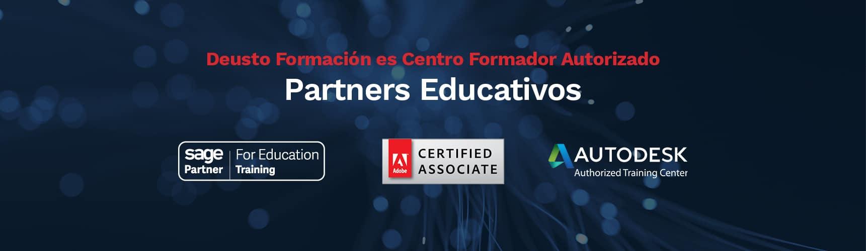 Partners educativos Deusto Formación