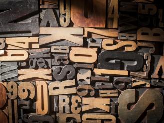 Crear tu tipografía