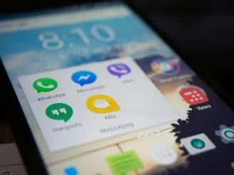 Agujeros de seguridad en apps: WhatsApp