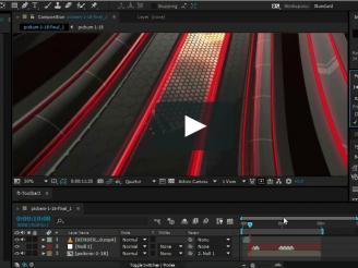 Tutorial de efectos con Adobe After Effects