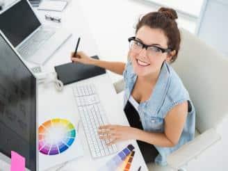 Tendencias de diseño en iconos para web