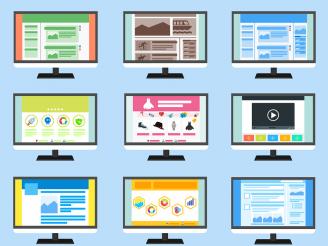 Nuevas tendencias en diseño web para el 2017
