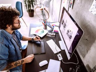 Diseñador gràfico