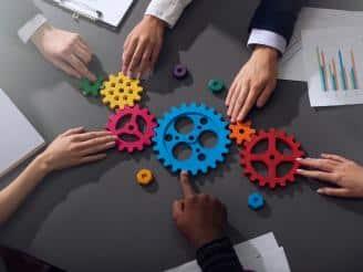 Gestionar un equipo de trabajo multidisciplinar