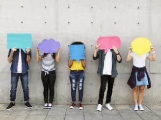 generacion z y social media