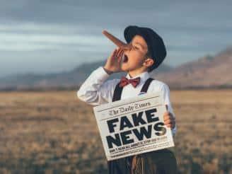 Las noticias falsas enganchan más y se comparten mucho más. Aprende a gestionarlas.