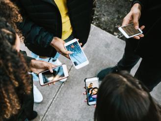 tamaño y herramientas para imagenes en redes sociales